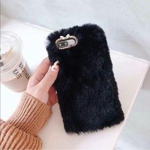 BlackFluff iPhone Case! (6/S/+ 7/8/+ X/S/R/MAX)